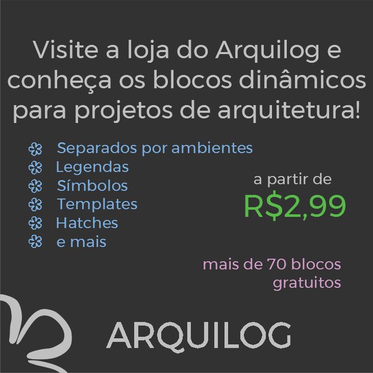 Visite a loja do Arquilog