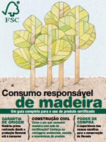 FSC - Consumo responsável de madeira