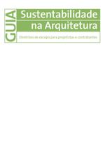 AsBEA - Guia Sustentabilidade na Arquitetura