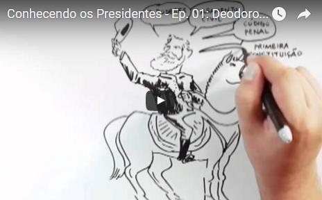 Conhecendo os Presidentes